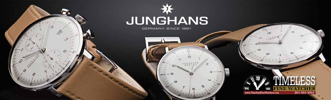 Junghans Watches at wholesale price