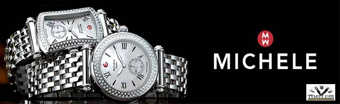 Hot deals on all Michele watches