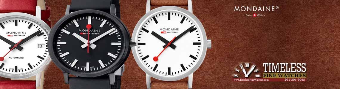 Mondaine Watches at wholesale price