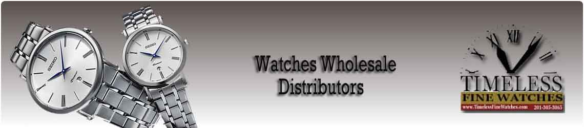 Watches Distributors